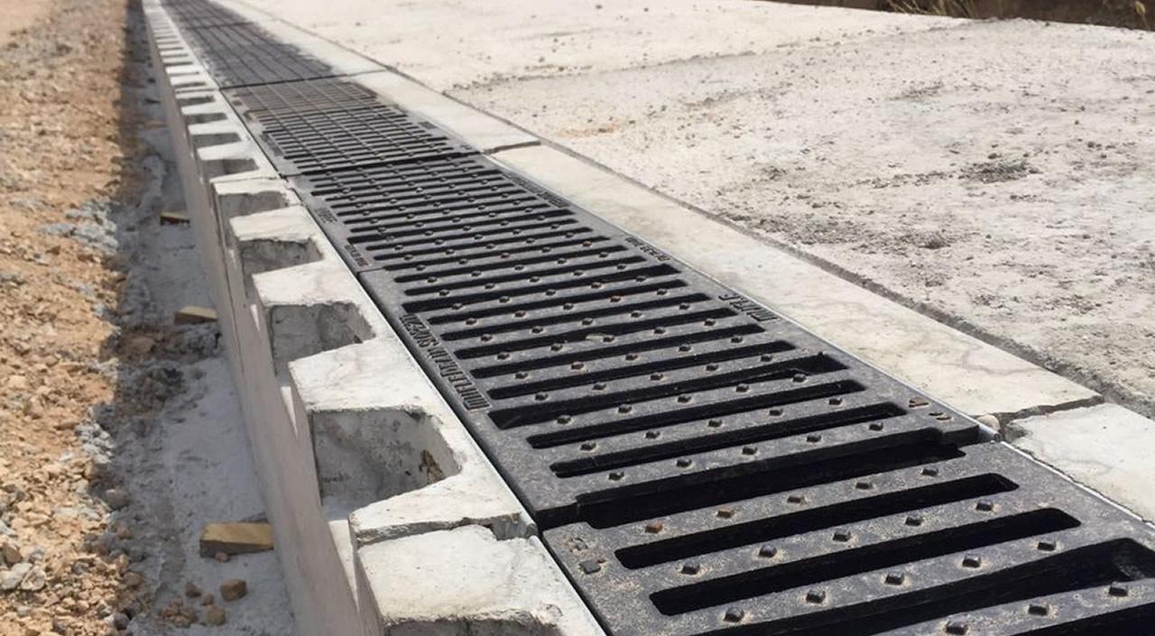 Fornitura canalette prefabbricate linea Sassari - Olbia